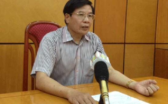 Đình chỉ công tác Phó Chủ tịch UBND phường Thổ Quan