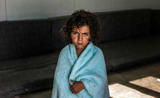 Trẻ em - Nạn nhân đau khổ của cuộc nội chiến Syria