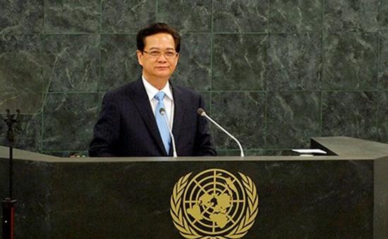 Toàn văn bài phát biểu của Thủ tướng tại ĐHĐ LHQ