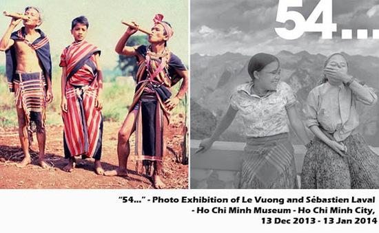 Triển lãm ảnh của hai họa sĩ Việt - Pháp
