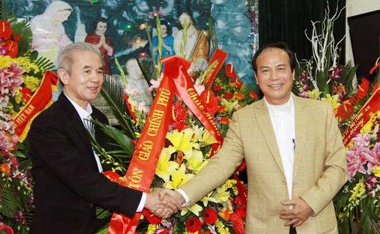 Ủy ban Đoàn kết Công giáo Việt Nam mừng lễ Chúa Giáng sinh 2014