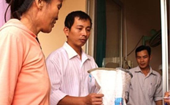 Phú Yên: Cấp phát 444 tấn gạo cứu đói giáp hạt