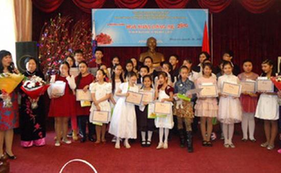 Đại sứ quán Việt Nam tại Nga kỷ niệm Ngày Quốc tế Phụ nữ