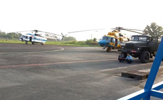 Mở rộng phạm vi tìm kiếm máy bay mất tích tại Cà Mau