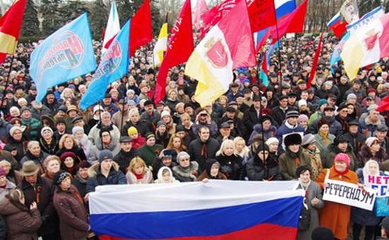 Nga không muốn chiến tranh vì khủng hoảng Ukraine
