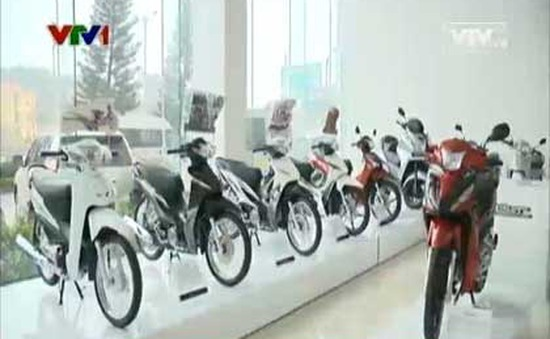 Honda Việt Nam chào mừng sự kiện xe máy thứ 15 triệu
