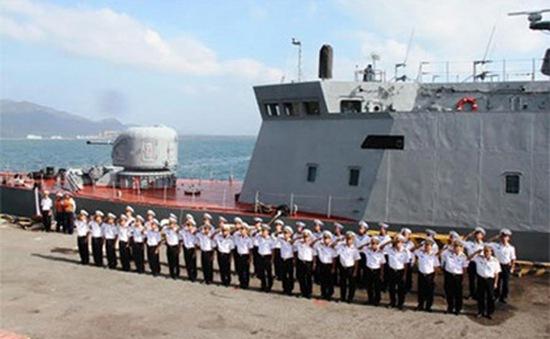 Việt Nam tham gia diễn tập hải quân ASEAN