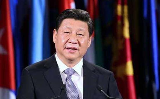 Chủ tịch Trung Quốc Tập Cận Bình thăm Đức