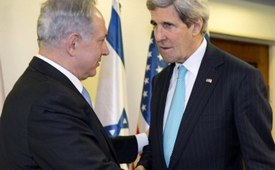 Mỹ hối thúc Israel và Palestine hướng tới thỏa hiệp