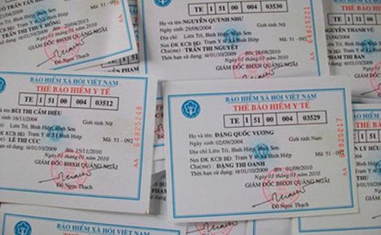 Một huyện có gần 6.000 người bị cấp sai thẻ BHYT