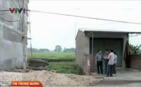 Bắc Ninh: Kiểm điểm sai phạm đấu giá đất