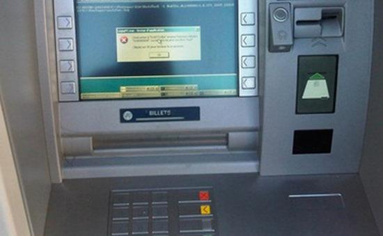 ATM của Vietinbank lại gặp sự cố kéo dài