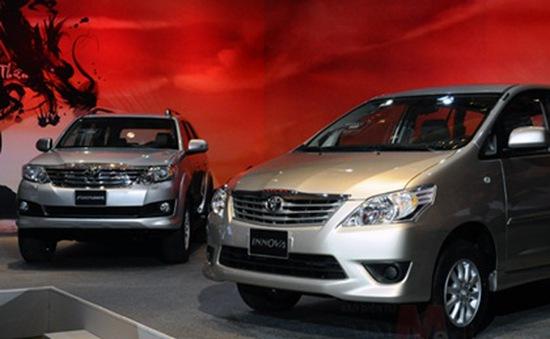 Toyota Việt Nam triệu hồi xe lỗi túi khí
