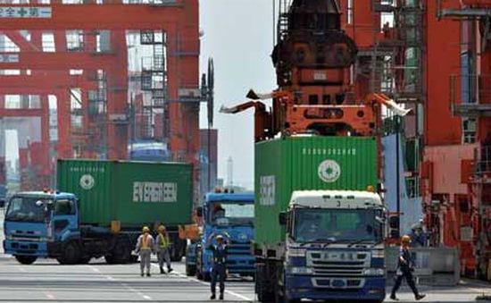 Thâm hụt thương mại của Nhật lớn chưa từng có