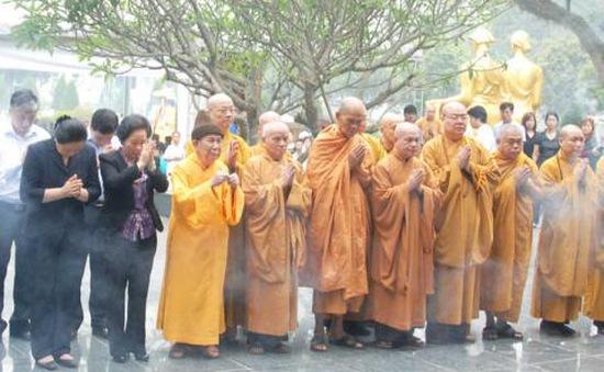 Đại lễ cầu siêu các Anh hùng, liệt sỹ tại Điện Biên