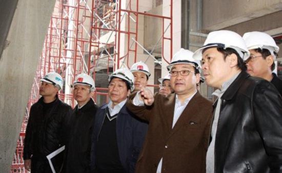 Thúc đẩy tiến độ xây dựng dự án Nhà Quốc hội
