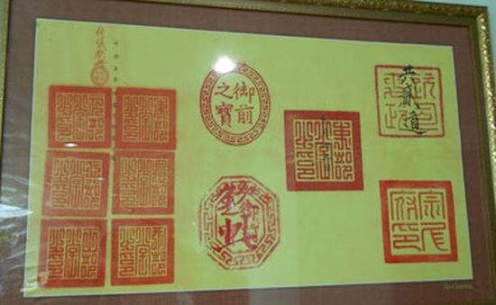 Châu bản triều Nguyễn được UNESCO công nhận