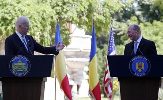 Phó Tổng thống Mỹ: Nga không nên gây cản trở bầu cử Ukraine