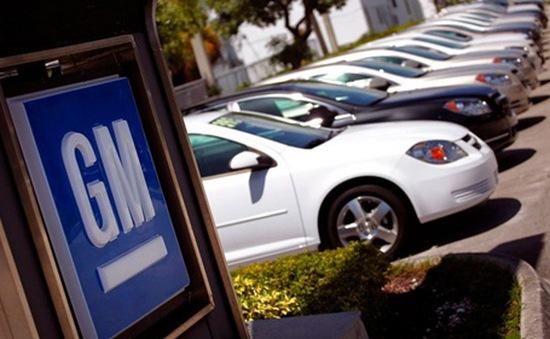 GM lại thu hồi thêm hàng trăm ngàn xe vì lỗi kỹ thuật