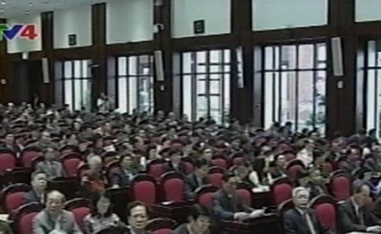 Đại biểu Quốc hội gửi Thông điệp hòa bình tới nhân dân Trung Quốc
