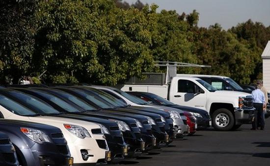 GM tiếp tục báo lỗi hơn 100.000 xe tại thị trường Bắc Mỹ