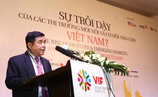 Khai mạc Diễn đàn doanh nghiệp Việt Nam 2014
