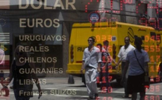 Đề nghị tái cơ cấu nợ của Argentina bị từ chối