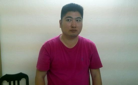 """Người Trung Quốc dùng thẻ tín dụng giả """"trộm tiền"""" ngân hàng"""