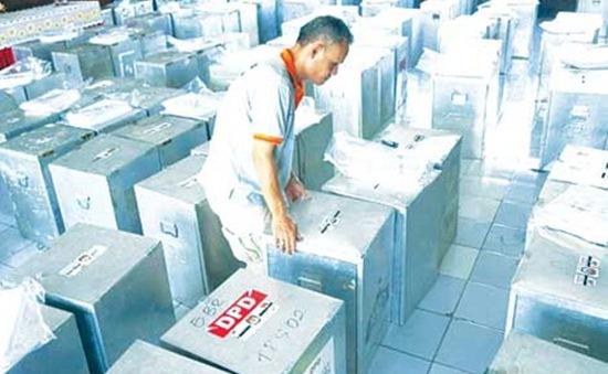 Indonesia tăng cường an ninh cho bầu cử Tổng thống
