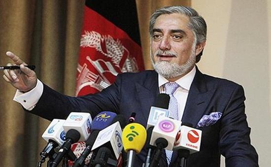 Ứng viên Abdullah tuyên bố thẳng cử Tổng thống Afghanistan