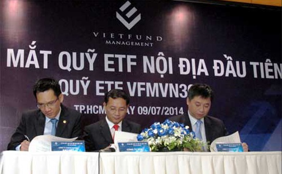 Ra mắt Quỹ ETF đầu tiên của Việt Nam