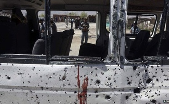 Vụ nổ bom xe gây thương vong nhiều nhất tại Afghanistan