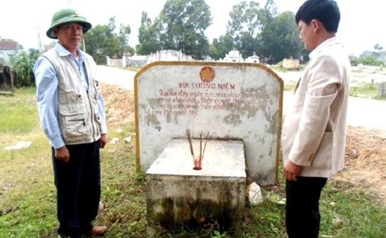"""Quảng Bình xây Khu tưởng niệm """"vụ thảm sát 156 người"""""""