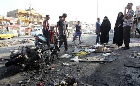 Iraq: 27 người thiệt mạng trong vụ đánh bom xe