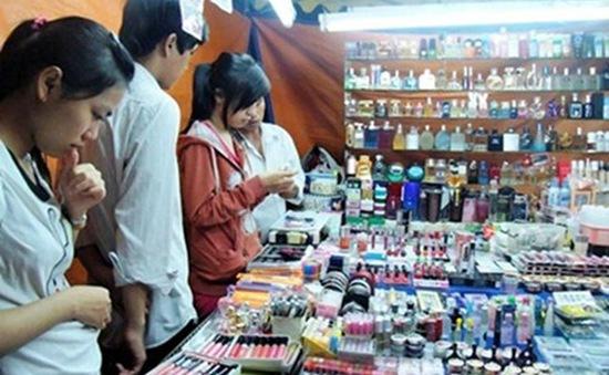 Hà Nội: Thu giữ lượng lớn mỹ phẩm không rõ nguồn gốc