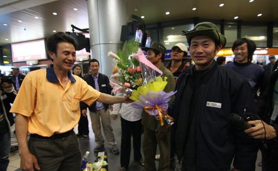 Đã có 102 lao động Việt Nam từ Libya về nước