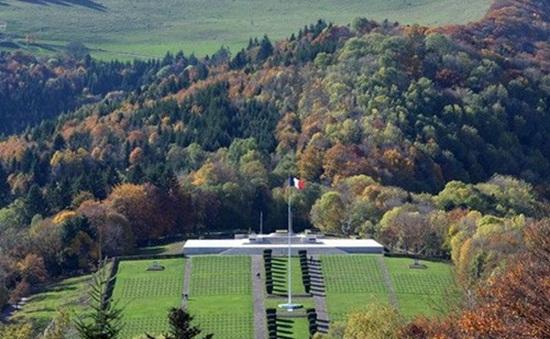 Pháp, Đức kỷ niệm 100 năm Chiến tranh Thế giới thứ nhất