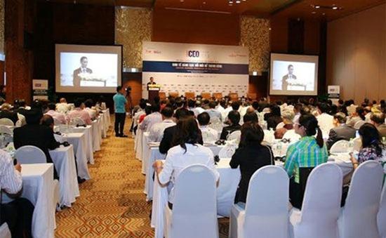 Hội nghị thường niên Vietnam CEO Summit 2014
