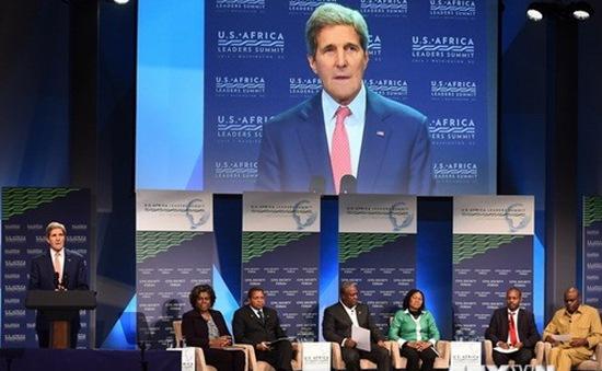 Mỹ cam kết đầu tư hàng chục tỷ USD vào khu vực châu Phi