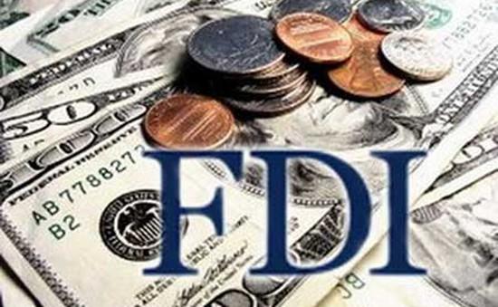 Vốn FDI vào Việt Nam bắt đầu tăng