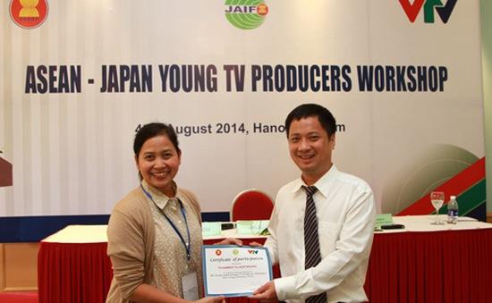 Bế mạc Hội thảo các nhà sản xuất truyền hình trẻ ASEAN - Nhật Bản
