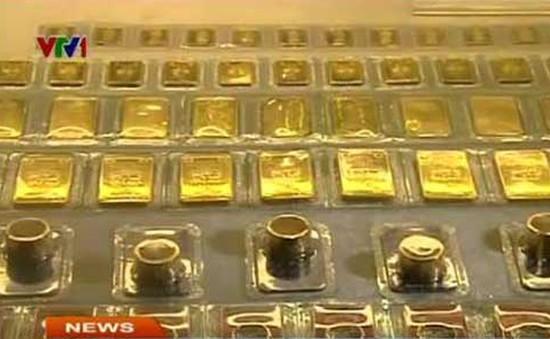 Nhu cầu vàng của Việt Nam giảm mạnh trong quý II/2014