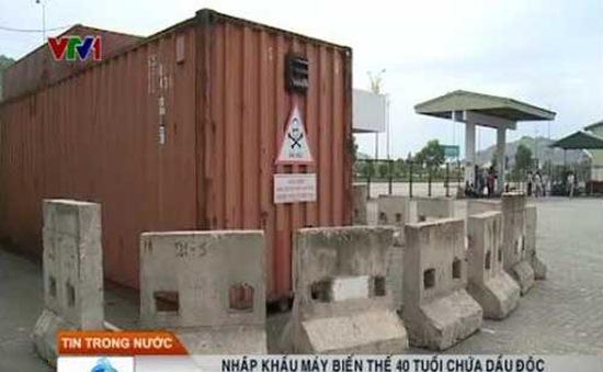 Phương án xử lý khối chất độc tại Quảng Ninh: Các bên lúng túng