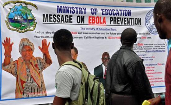 Liberia: 17 bệnh nhân Ebola trốn khỏi trung tâm cách ly