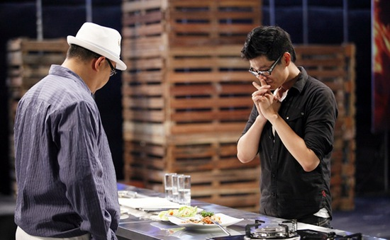 """Chờ đợi kịch tính mới trong tập 2 """"Vua đầu bếp Việt"""""""