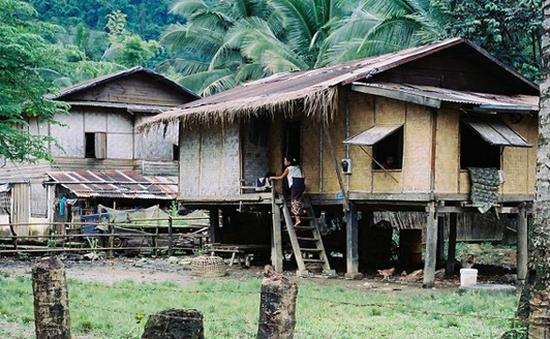 Done Khone - bản sao làng quê Việt ở Lào