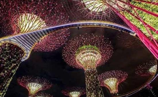 Chiêm ngưỡng công trình kiến trúc ấn tượng của năm
