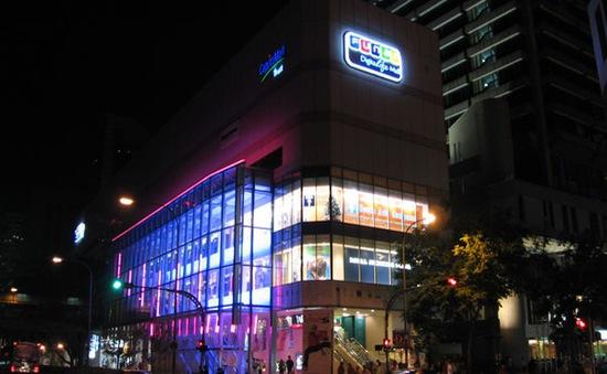 7 khu mua sắm không biết chán ở Singapore