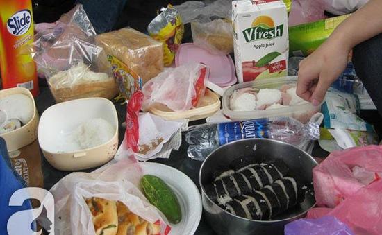 """Kinh nghiệm chuẩn bị """"lương thực"""" du Xuân"""