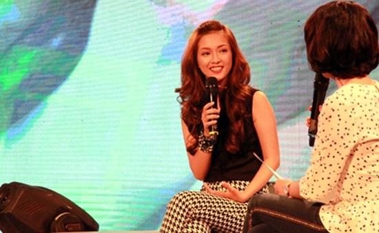 Đinh Hương tiết lộ bạn trai tri kỉ trong 2MBox